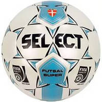 Футзальний м'яч SELECT Futsal Super FIFA APPROVED №4
