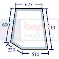 UPPER Стекло DOOR LEFT Ford 24/4030-1 (83932008, AL29671, E2NN94214A37BA)