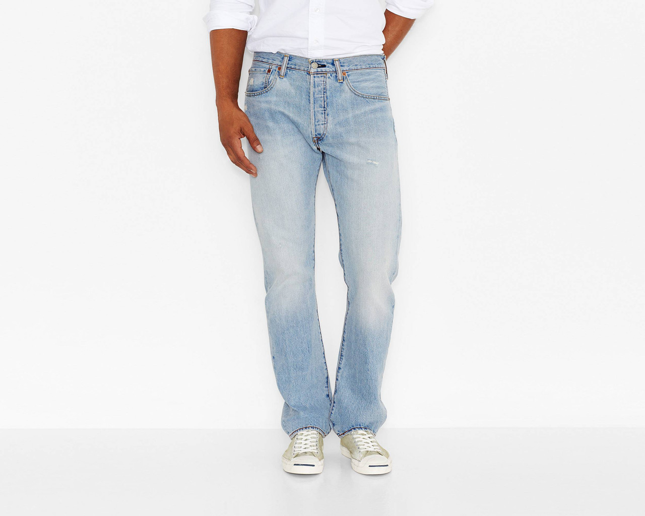 Джинсы Levi's 501 Original Fit, Lincoln Park, 36W30L, 005012045