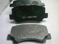 Колодки тормозные передние Chery Kimo S12/ Chery Jaggi S21 GLOBER