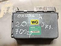 Электронный блок управления Opel Omega A 2.0 8V
