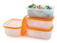 Посуда Тапервер,Новый охлаждающий лоток (450 мл),4 шт,Tupperware