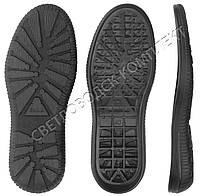 """Подошва для обуви TP """"СПРИНТ"""", цв.черный 44, фото 1"""