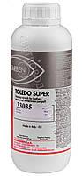 Краска спиртовая для кожи TOLEDO SUPER «Толедо», 1л. цв. шоколад / коричневый