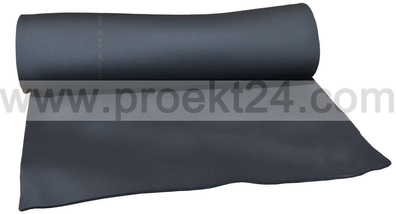 Вспененный каучук 6мм (синтетический каучук 6 мм)