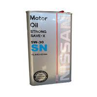Моторное масло FanFaro SN for Nissan SAE 5W-30 A5/B5 4 л metal