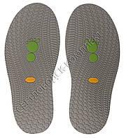 Резиновая подошва/след для обуви BISSELL, т.3,65 мм, art.111, цв. серый (№46)