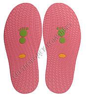 Резиновая подошва/след для обуви BISSELL, т.3,65 мм, art.111, цв. розовый (№99)