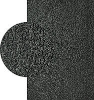 Резина подметочная каучуковая PURE (Китай), р. 600*600*2.5 мм, цв. чёрный