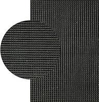 ПИРАМИДА (Украина), р. 500*650*3 мм, цв. чёрный - резина подметочная/профилактика листовая