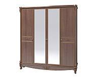 Шкаф для одежды Версаль (орех бостон)