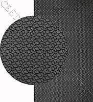Резина набоечная BISSELL (БИЗЕЛ), арт.007, р. 760*570*6 мм, цв. чёрный