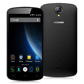 DOOGEE X6 black GPS, 4 ядра,1/8GB ,8MP 5'',3G