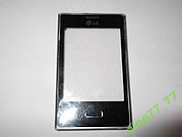 Сенсор , панель  LG E400 Optimus L3 б/у ОРИГІНАЛ