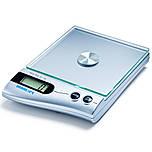 Весы кухонные электронные на стеклянной платформе Momert 6850