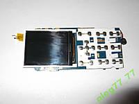 Плата НЕРОБОЧА з дисплеєм fly DS103D б/у 100% оригінал