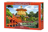 """Пазлы Castorland на 500 деталей. """"Великолепный Китай""""."""