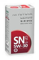 Моторное масло FanFaro for Toyota Lexus SAE 5W-30 C3 4л  Metal