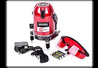 Уровень лазерный профессиональный INTERTOOL MT-3011