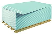 Гипсокартон влагостойкий потолочный KNAUF ГКЛВ 9,5х1200х2500 мм
