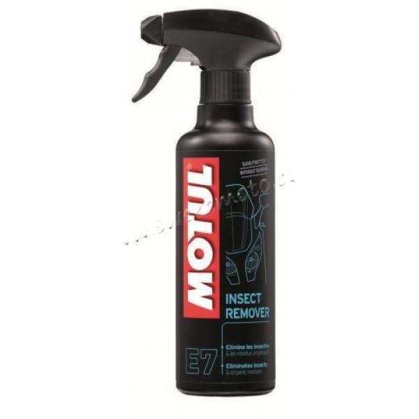 MOTUL E7 Insect Remover, 400мл. - SweetMoto в Харькове