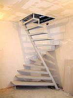 Лестница индивидуального проектирования