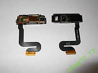 Шлейф модуль камера Sony Ericsson C902 в зборі б/у Оригінал