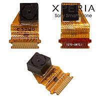 Камера фронтальная (передняя) для Sony Xperia Z1 Compact Mini D5503, оригинал