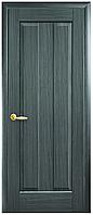 Двери межкомнатные Новый стиль Премьера Grey ПГ с гравировкой