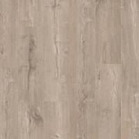 Ламінована підлога, Quick-Step, Eligna Wide, Дуб Карибський сірий, UW1536