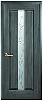 Двери межкомнатные Новый стиль Премьера Grey ПО+Р2