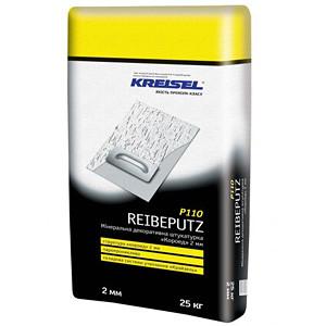 KREISEL штукатурка минеральная короед 3 мм P110 2 25 кг