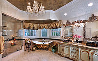 Ремонт под Ключ.Дизайн элитной ванной комнаты.