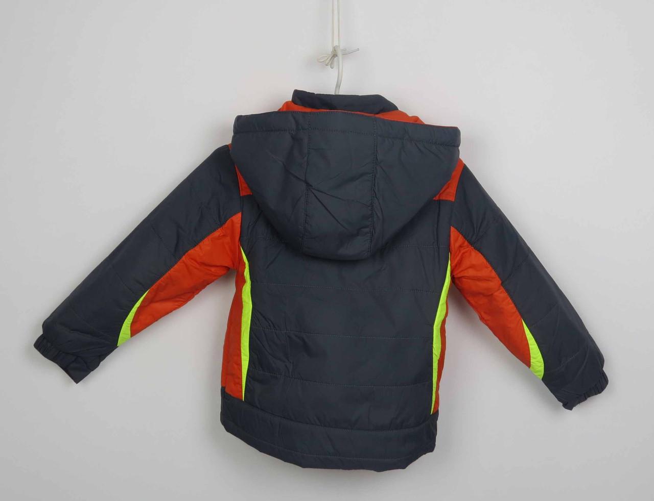 Куртка весна-осень,код с-31, размеры рост 92 см - 110 см, размеры 2-5 лет, фото 2
