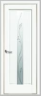 Двери межкомнатные Новый стиль Премьера белый матовый ПО+Р2