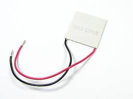 Элемент Пельтье мощностью 142Вт 12V11.8A TEC1-12715 теплонасос термоэлектрический элемент