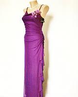 Платье вечернее, макси, в пол, City Triangles /США, р.42/46