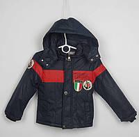 Куртка весна-осень,код italy, размеры рост 92 см - 116 см, размеры 2-5 лет