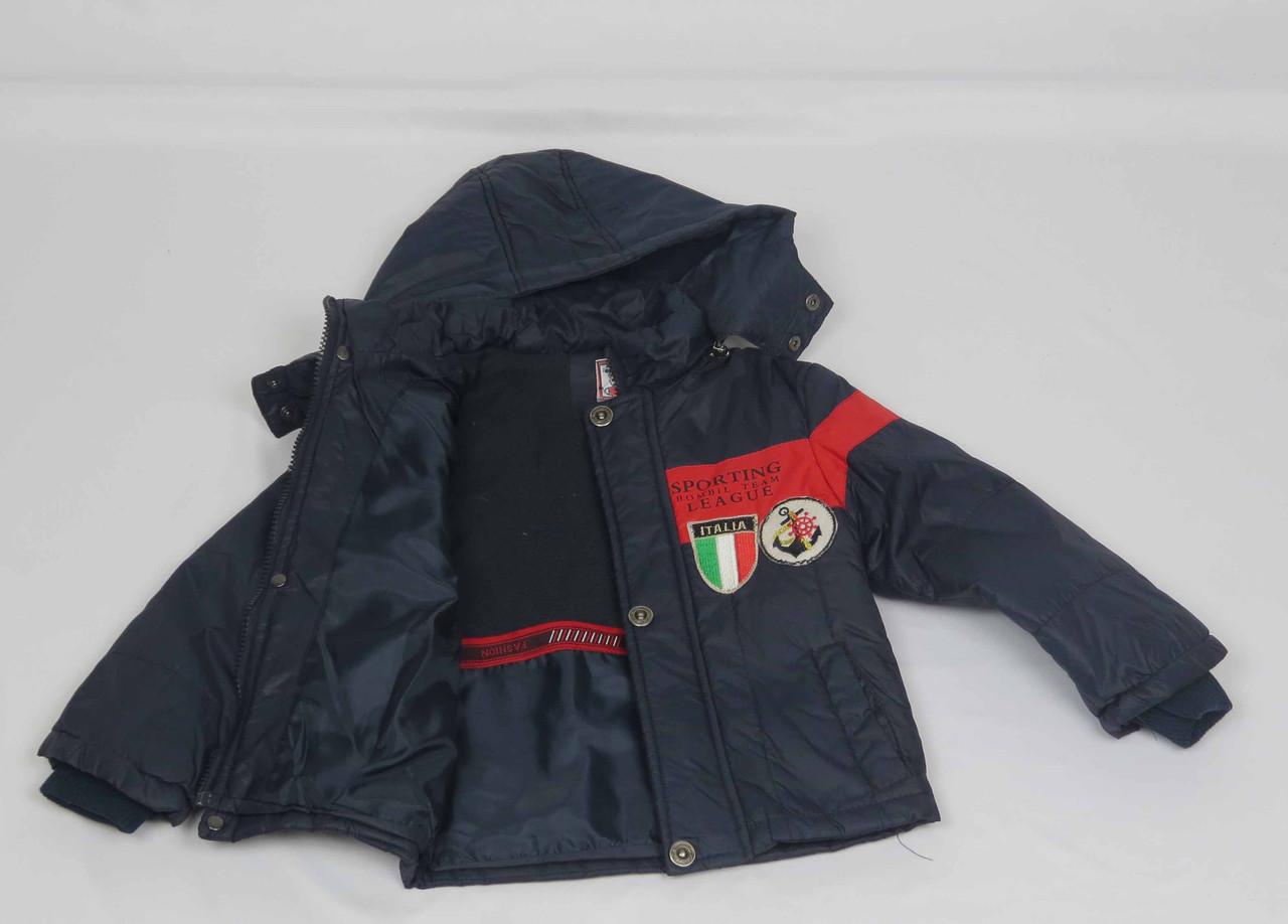 Куртка весна-осень,код italy, размеры рост 92 см - 116 см, размеры 2-5 лет, фото 3