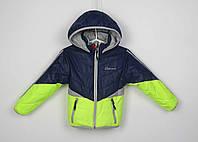 Куртка весна-осень ,код с-41, размеры рост 98 см - 116 см, размеры 1,5 лет - 5 лет