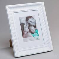 Рамка с паспарту для фото 13х18 см (25х20 см)