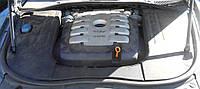 Декоративная защита двигателя Volkswagen Touareg Туарег
