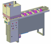 Установка проливная АС-15 (расход от 0,005 до 1,5 м3/ч), проливная станция для поверки счетчиков воды