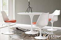 Комплект стол и стулья Тюлип