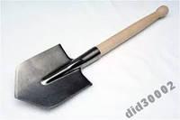 Лопата саперная из нержавейки.