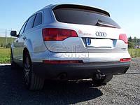 Фаркоп Audi Q7 2006- оцинкованный Galia