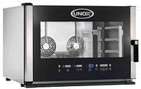 Пароконвекционная печь кондитерская XBC 405 Evolution UNOX (Италия)