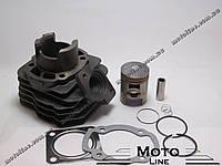 Цилиндро-поршневая группа на скутер 2т Honda Dio AF-18/27 50cc D=39mm Orange Box Mototech