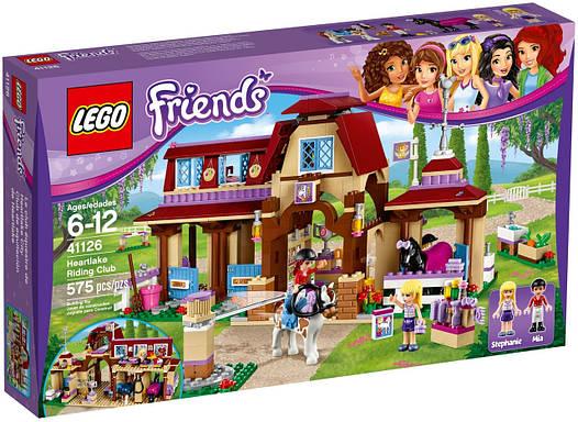 LEGO Friends -  Клуб верхової їзди (41126) Клуб верховой езды