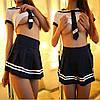 Школьный сексуальный костюм для ролевых игр